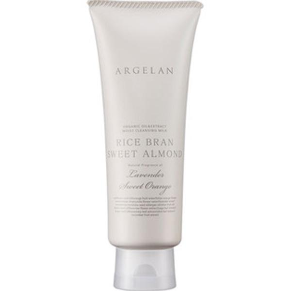 ARGELAN谷物精华高保湿温和平衡油脂卸妆乳