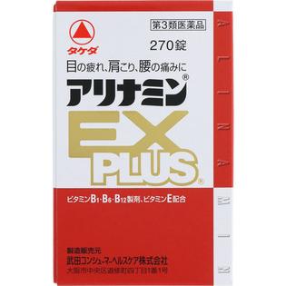 武田CH 维生素EX加270片