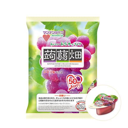 蒟蒻畑 高纤低卡果汁蒟蒻果冻
