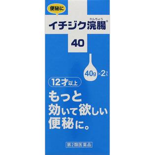 一郎灌肠40便秘药40gx2