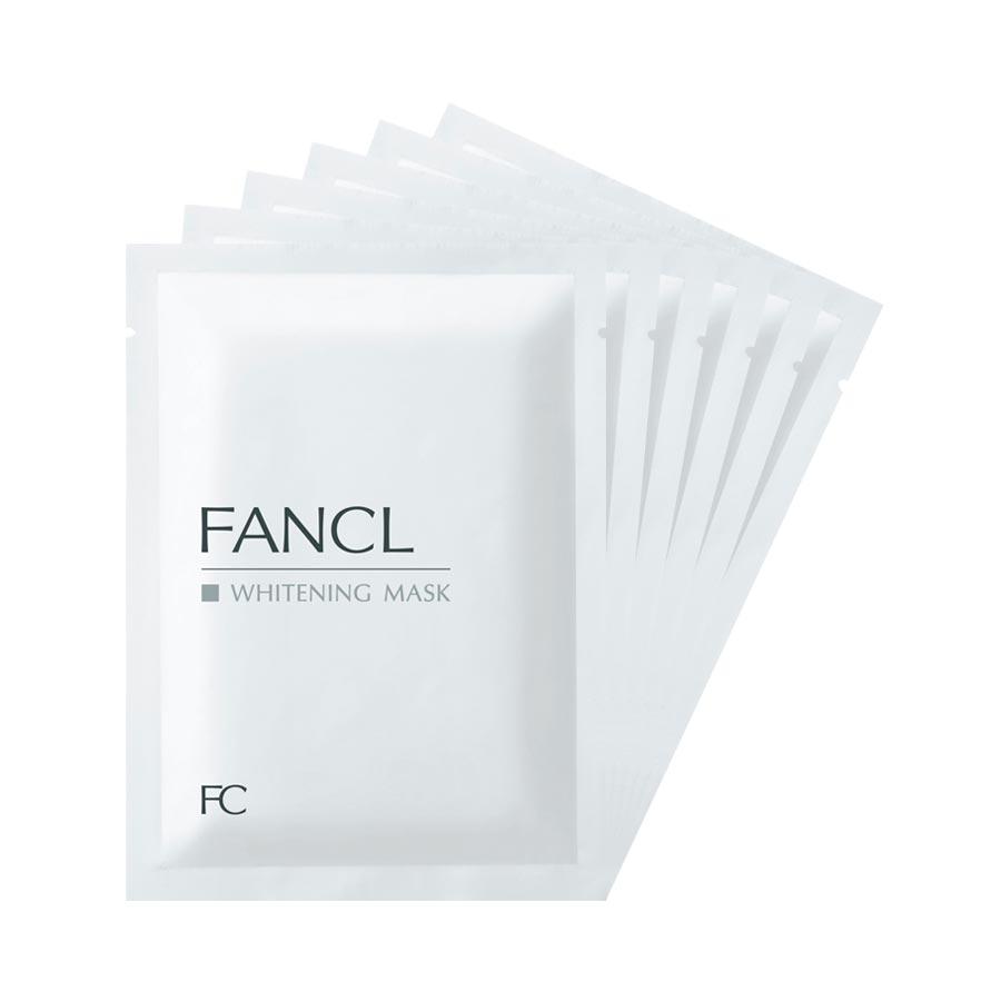 FANCL 美白淡斑修护面膜