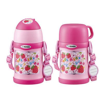 象印 儿童两用保温保冷吸管杯SC-ZT45