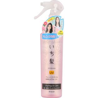 kracie一发 和草UV防晒护发喷雾