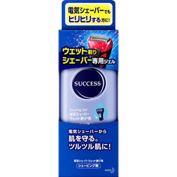 花王success男士剃须刮胡电动啫喱膏