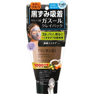 BCL TSURURI黑糖海泥矿物盐面膜