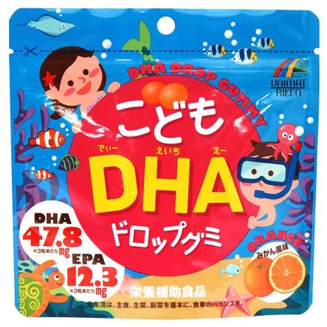DHA水果软糖