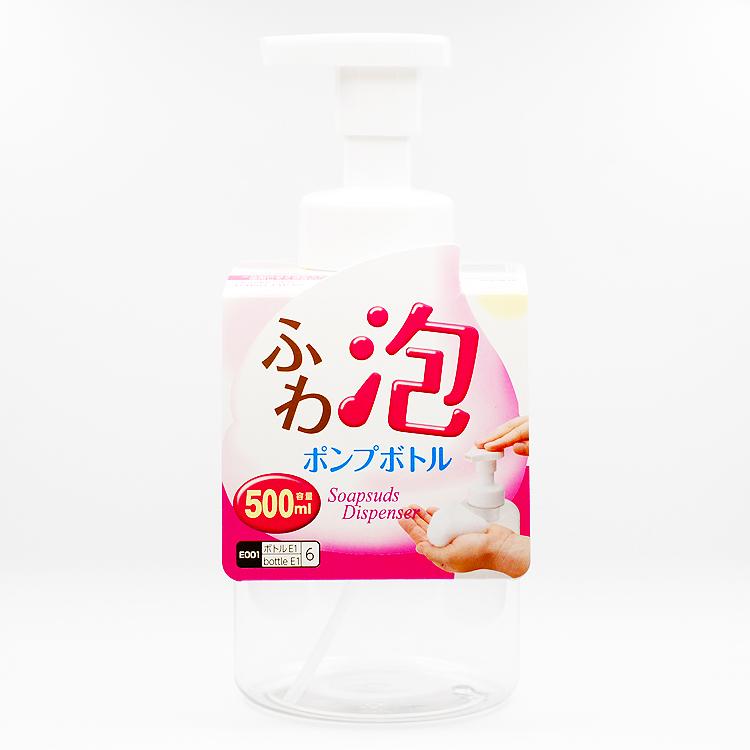 大创起泡瓶500ml