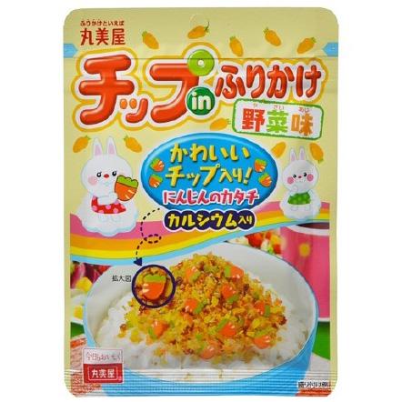 丸美屋 宝宝儿童拌饭料野菜味