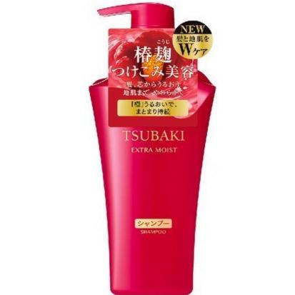 tsubaki 洗发水