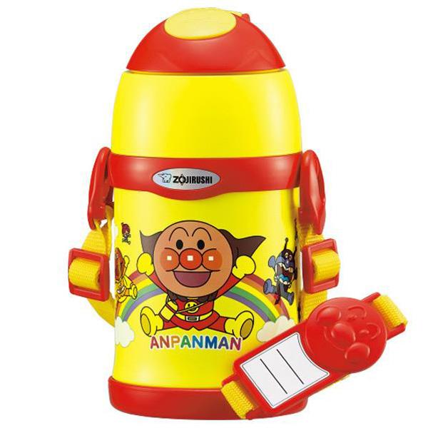 象印 面包超人儿童保温保冷吸管杯ST-ZG45A-ER