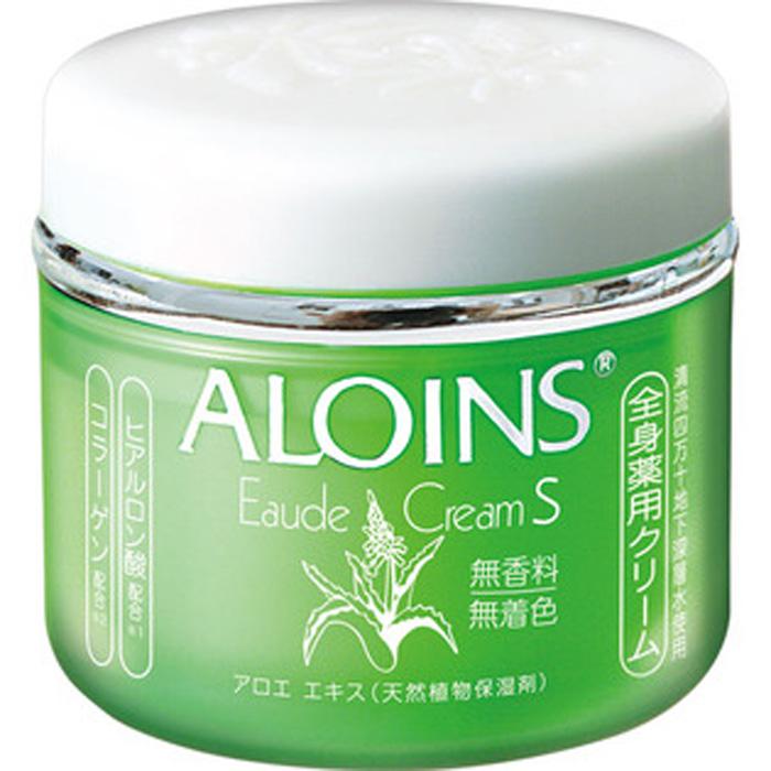 ALOINS 阿芦滋润芦荟面霜