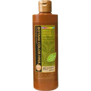 Botani color 白发染发洗发水护发素