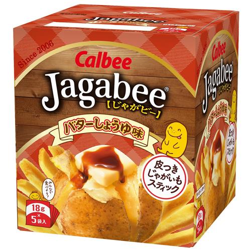 卡乐比北海道佳可比薯条三兄弟酱油味90g
