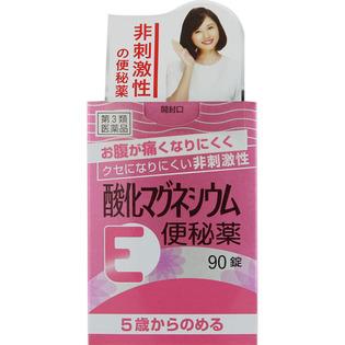 健荣制药 氧化镁E便秘药90片