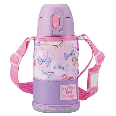 象印儿童保温水壶杯SP-JA06-VZ粉色
