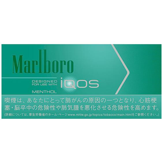 IQOS 烟弹 浓薄荷味 可邮寄 不能保证百分之百到手
