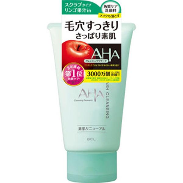 AHA果酸酵素卸妆洗面奶普通肌