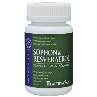 Healthy-one sophon&resveratrol胶囊