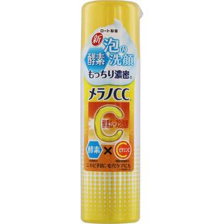 乐敦CC泡沫洗面奶