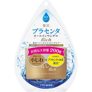 朝日 素肌爆水 5合1神奇水滴美白面霜200g