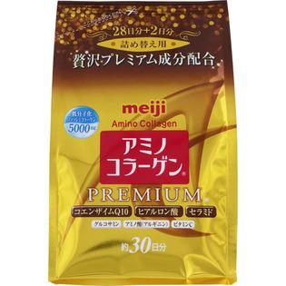 明治 氨基酸胶原蛋白粉 金色袋装