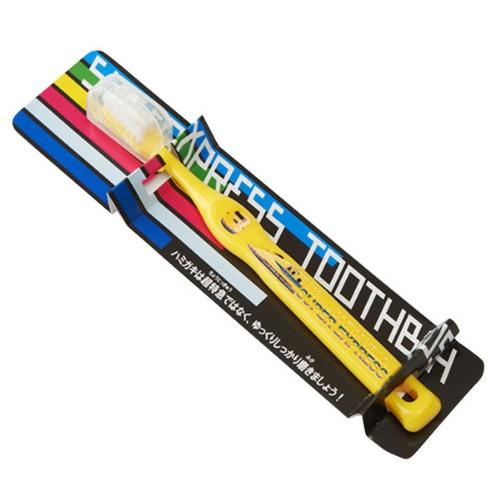 新干线儿童牙刷 黄色