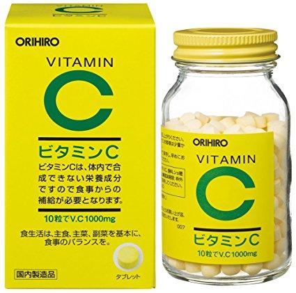 ORIHIRO维生素C片