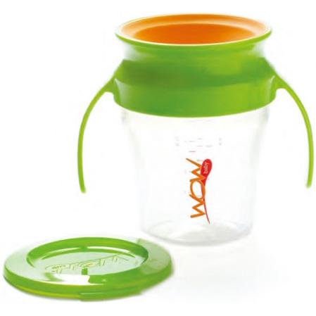 安思培魔术杯Wow baby绿色