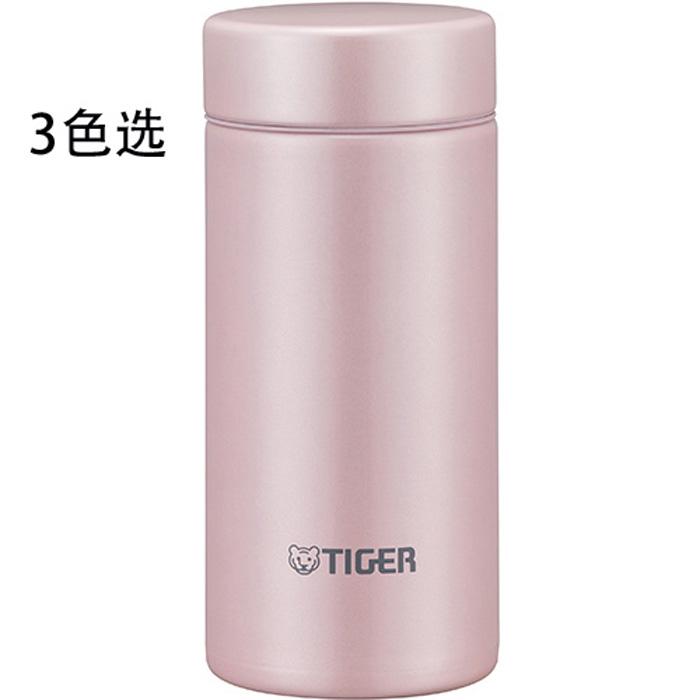 虎牌TIGER 不锈钢小瓶0.2L保温保冷杯MMP-J021