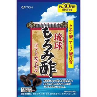 井藤汉方制药 琉球玉米醋软胶囊90球