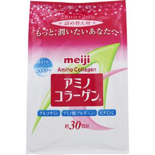 明治 氨基酸胶原蛋白 袋装