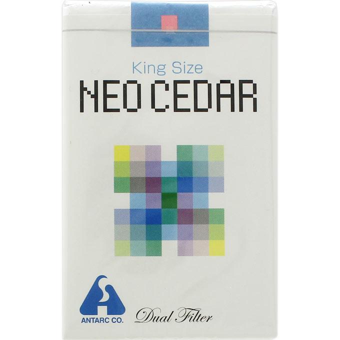 NEO CEDAR 吸烟止咳祛痰药