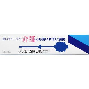健荣制药 便秘药灌肠L40 40g