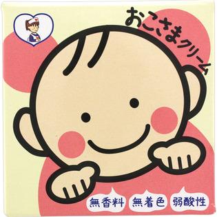 TO-PLAN儿童宝宝面霜110g