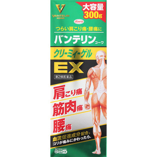 兴和新药 外用镇痛消炎凝胶EX 300g