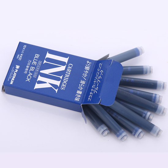 万年钢笔替换芯SPSQ-400蓝色