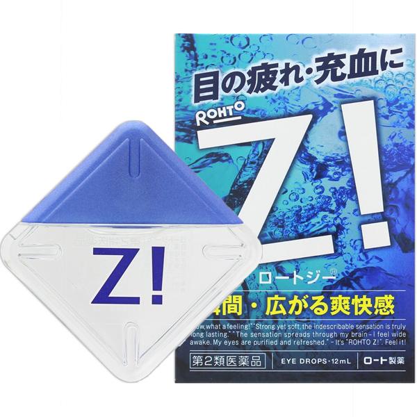 乐敦Z!b眼药水12ml