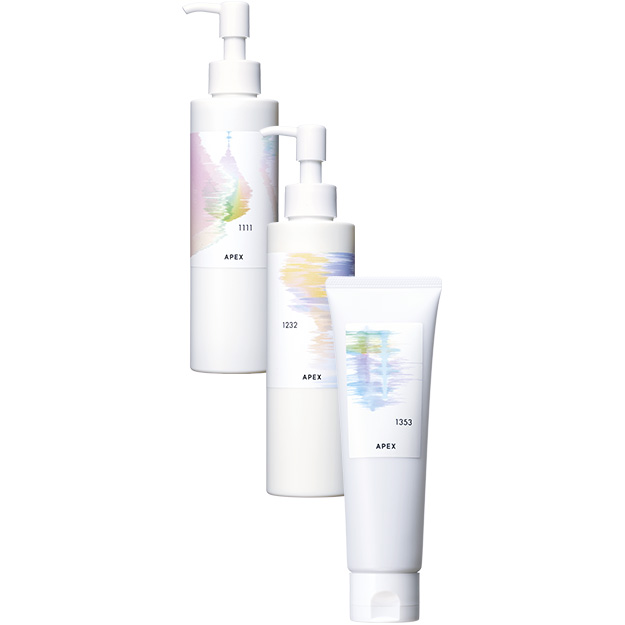 POLA APEX 卸妆乳 卸妆油 卸妆膏 套装