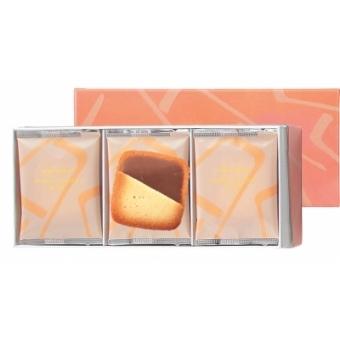 YOKUMOKU牛奶巧克力曲奇饼干18枚