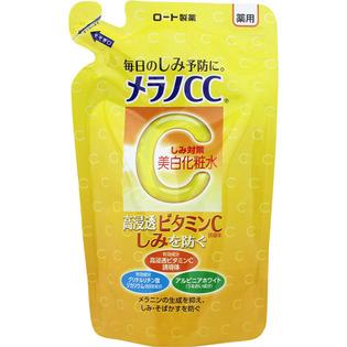 乐敦CC药用美白祛斑化妆水 替换装
