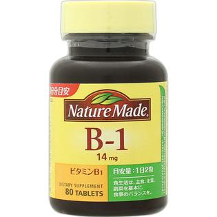 大塚MATURE MADE维生素B-1 80粒