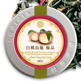白桃乌龙茶  盒装