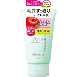 AHA果酸酵素卸妆洗面奶敏感肌
