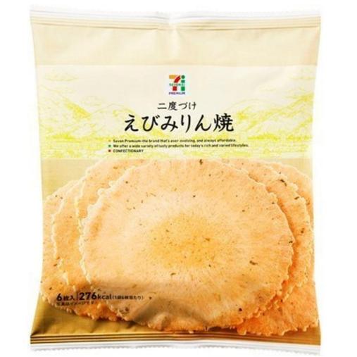 酱油脆虾饼