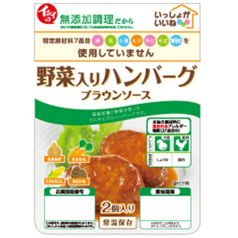 石井食品 蔬菜汉堡牛肉酱