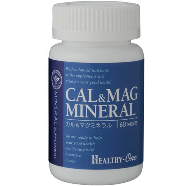 healthy-one 钙镁综合矿物质元素 60粒