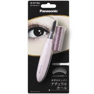 松下EH-SE10P-P 睫毛卷翘器  电烫定型化妆工具自然卷翘