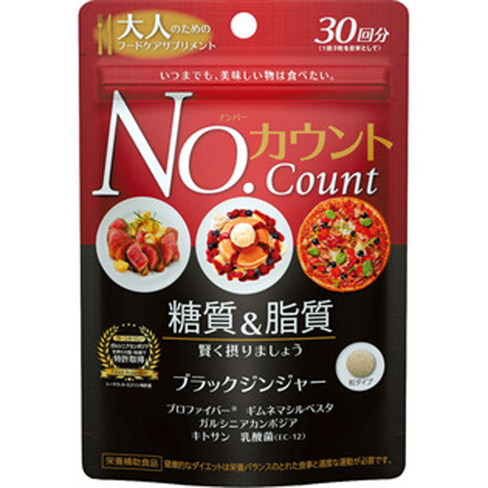 Metabolic No.count 去糖去脂质