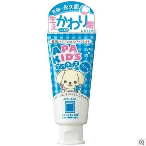 APAGARD 儿童牙膏汽水味