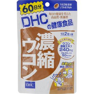 DHC 浓缩姜黄60日分